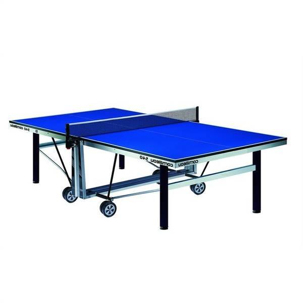 Comment fabriquer une table de ping pong pliable