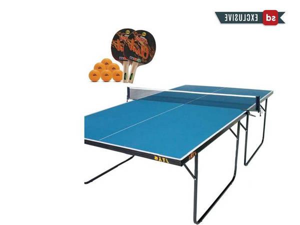 Pas cher Prix table de ping pong / table de ping pong 100s crossover outdoor