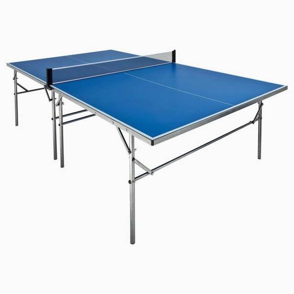 Avis forums Une table de ping pong / construire sa table de ping pong