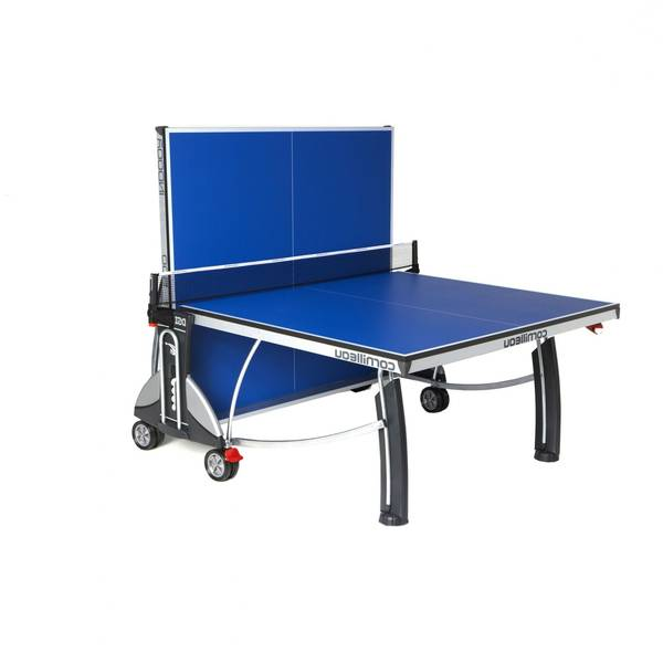 Dimension d une table de ping pong pliée : indestructible – simple