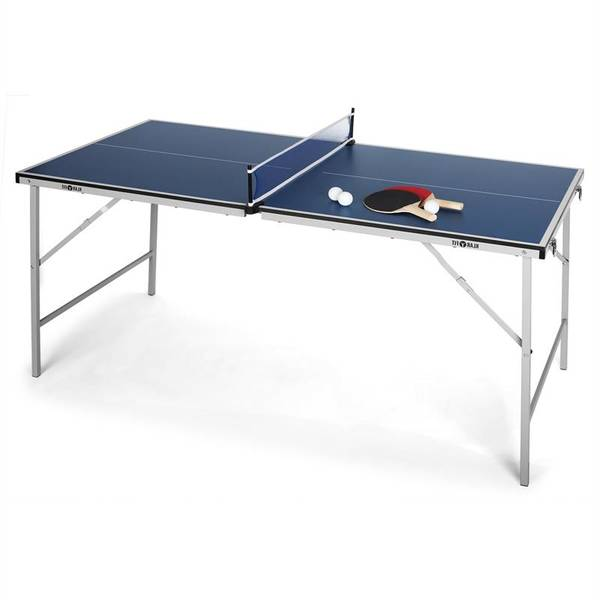Bache table de ping pong : code promo – engagement qualité – pratique