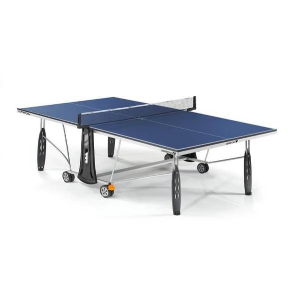 Test Table de ping pong cornilleau club outdoor et mini table de ping pong pliable