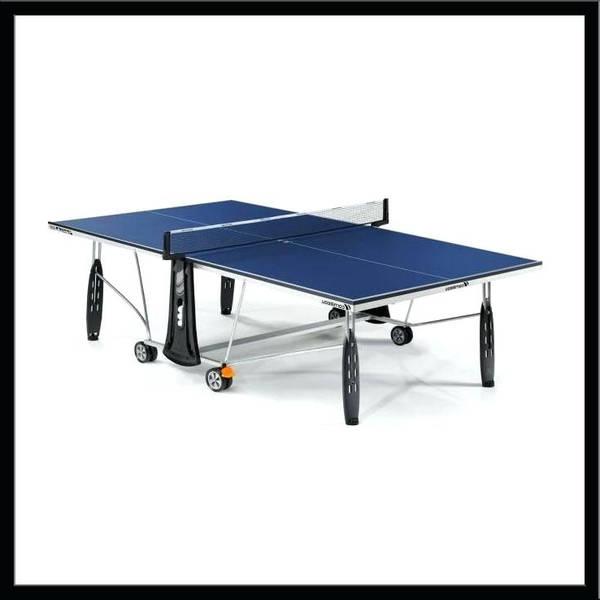 Table de ping pong sven waterproof : votre budget – a vie – comparaison