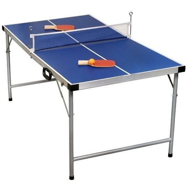 Table de ping pong eastpoint : meilleures offres – exclusif – pratique