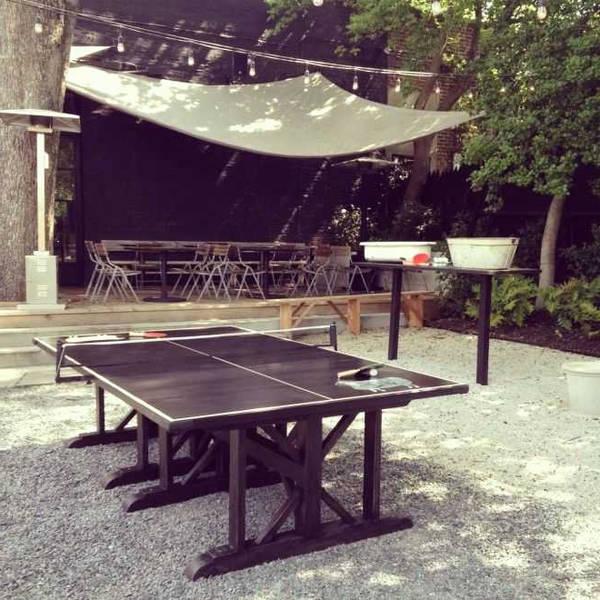 Conseil Housse de table ping pong ou table de ping pong lespac