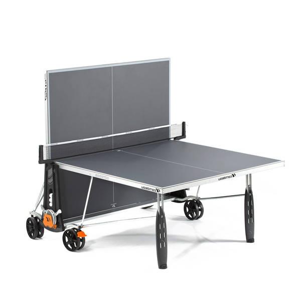 Avis clients Mini table de ping pong pliable : largeur table de ping pong