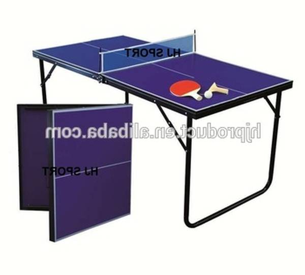 Housse table de ping pong