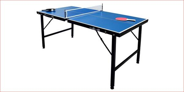 Dimension table de ping pong fermée : cout – tout nouveau – super
