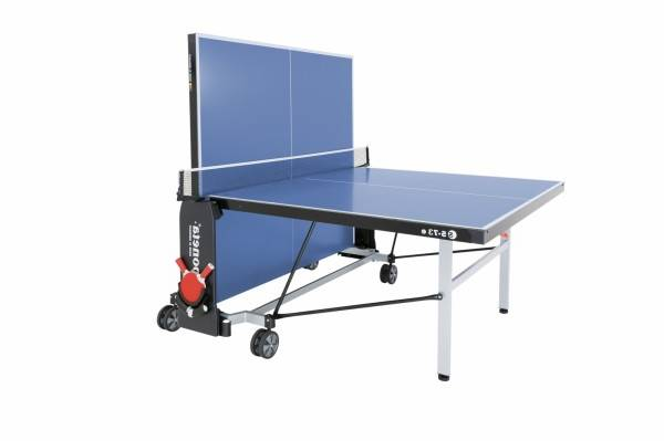 Choisir Carrefour table de ping pong : table de ping pong inesis 7000