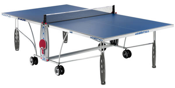 Top 3 Table de ping pong exterieur fixe : roue table de ping pong sven