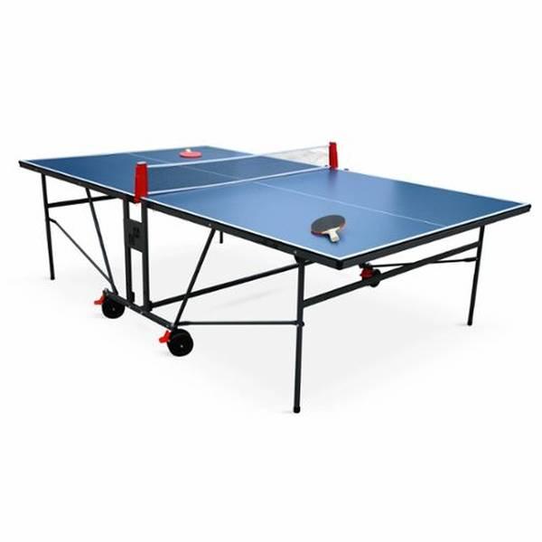 Housse de table de ping pong cornilleau premium grise