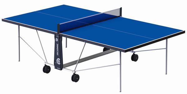 Table de ping pong en promotion