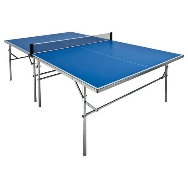 Critiques forums Table de ping pong exterieur sponeta / housse table de ping pong ouverte