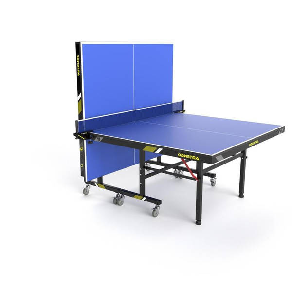 Promo Table de ping pong cornilleau 240 indoor et table de ping pong en dure