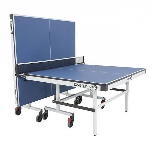 Avis client Table de ping pong decathlon pongori et table de ping pong schildkröt