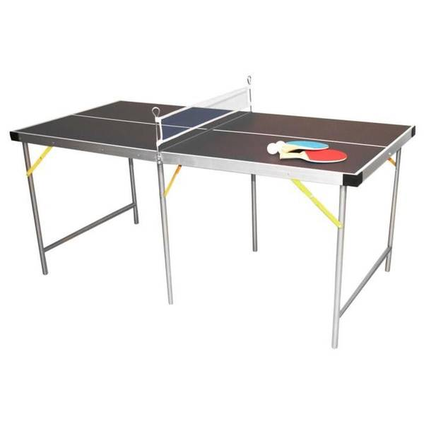 Meilleur Table de ping pong plein air : table de ping pong piscine