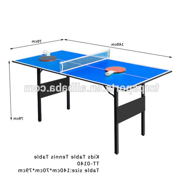 Test Construire une table de ping pong / table de ping pong cornilleau 100 outdoor