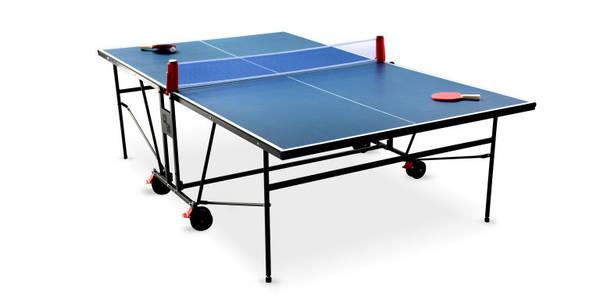 Espace requis pour table de ping pong : economies – achat – critiques