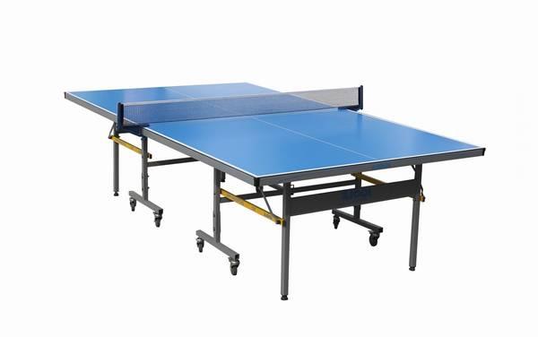 Test Montage table de ping pong cornilleau one outdoor et marque de table de ping pong