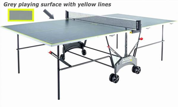 Table de ping pong destockage : meilleur prix – haute performance – performant
