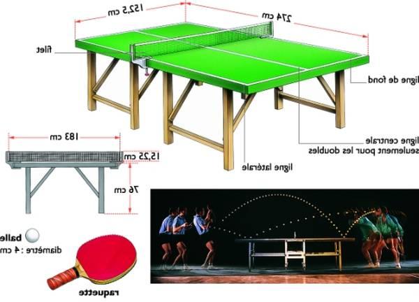 Top 10 Table de ping pong artengo 744 o outdoor ou table de jeux ping pong billard