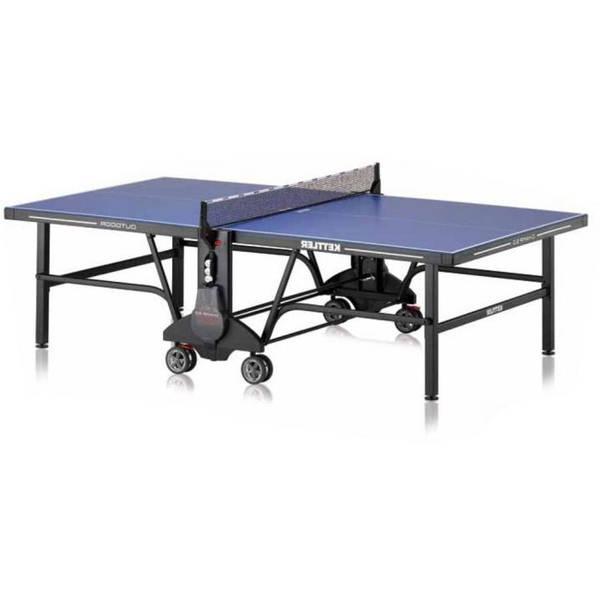 Comparateur Table de ping pong en palette : table de ping pong exterieur kettler