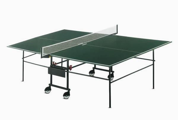 Test 1 4 de final de ping pong de table / solde table de ping pong cornilleau