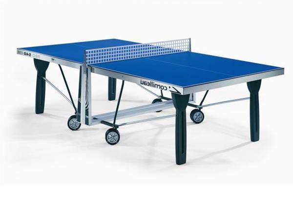 Promo Table de ping pong cornilleau sport 440 outdoor : table de ping pong beton prix