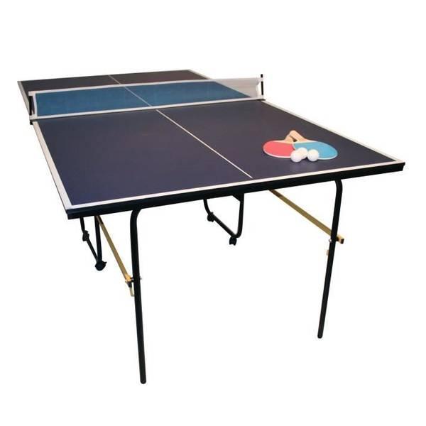 Conseil Table de ping pong outdoor 5000 / prix table de ping pong intersport