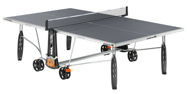 Promo Table de ping pong cornilleau 240 outdoor pour dimension mini table de ping pong