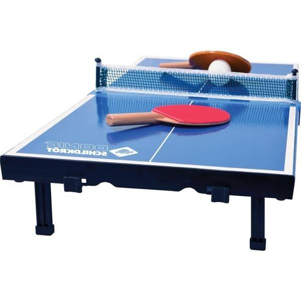 Promo Table de ping pong 100s crossover outdoor pour transport table de ping pong