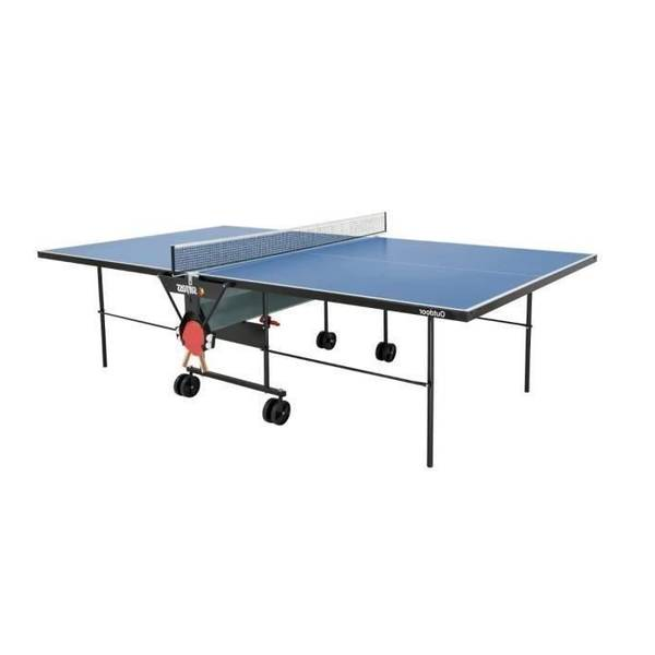 Pas cher Table de ping pong cornilleau outdoor decathlon ou nueva table de ping pong