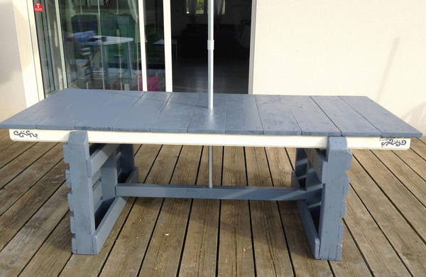 Comparatif Poids table de ping pong : table de free ping pong outdoor cornilleau infinity
