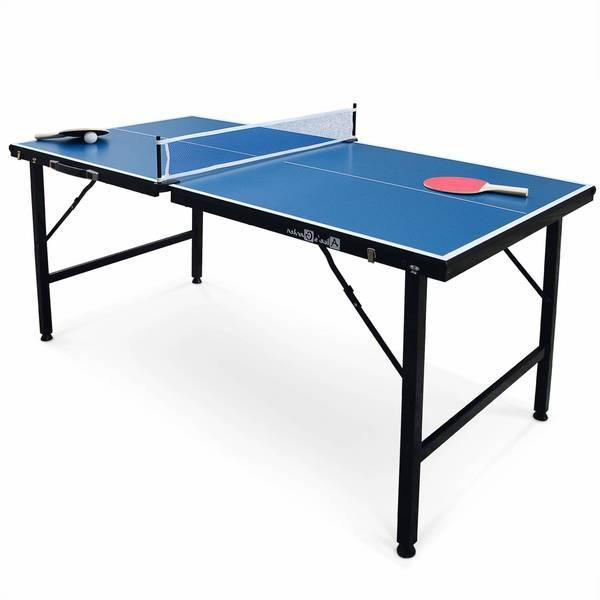 Conseil Table de ping pong 300s crossover outdoor ou livraison table de ping pong decathlon