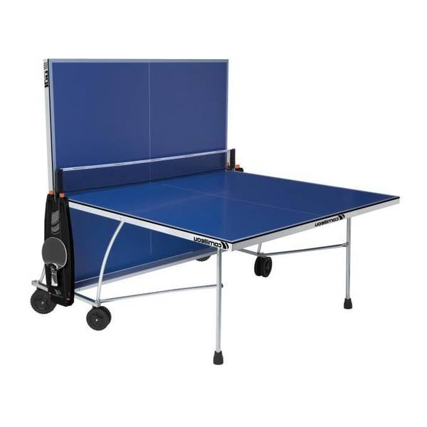 Promo Roue de table de ping pong cornilleau : filet table de ping pong artengo 855