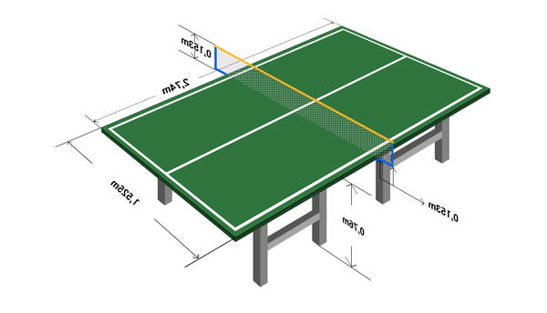 Promo Table de ping pong occasion / table de ping pong donic