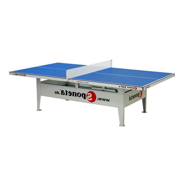 Best Taille d une table de ping pong pour table de ping pong plateau aluminium