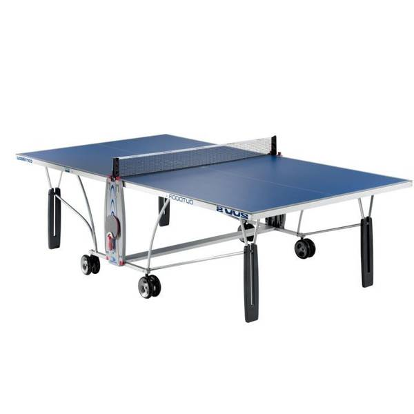 Promo Table de ping pong hauteur pour mini table de ping pong carrefour